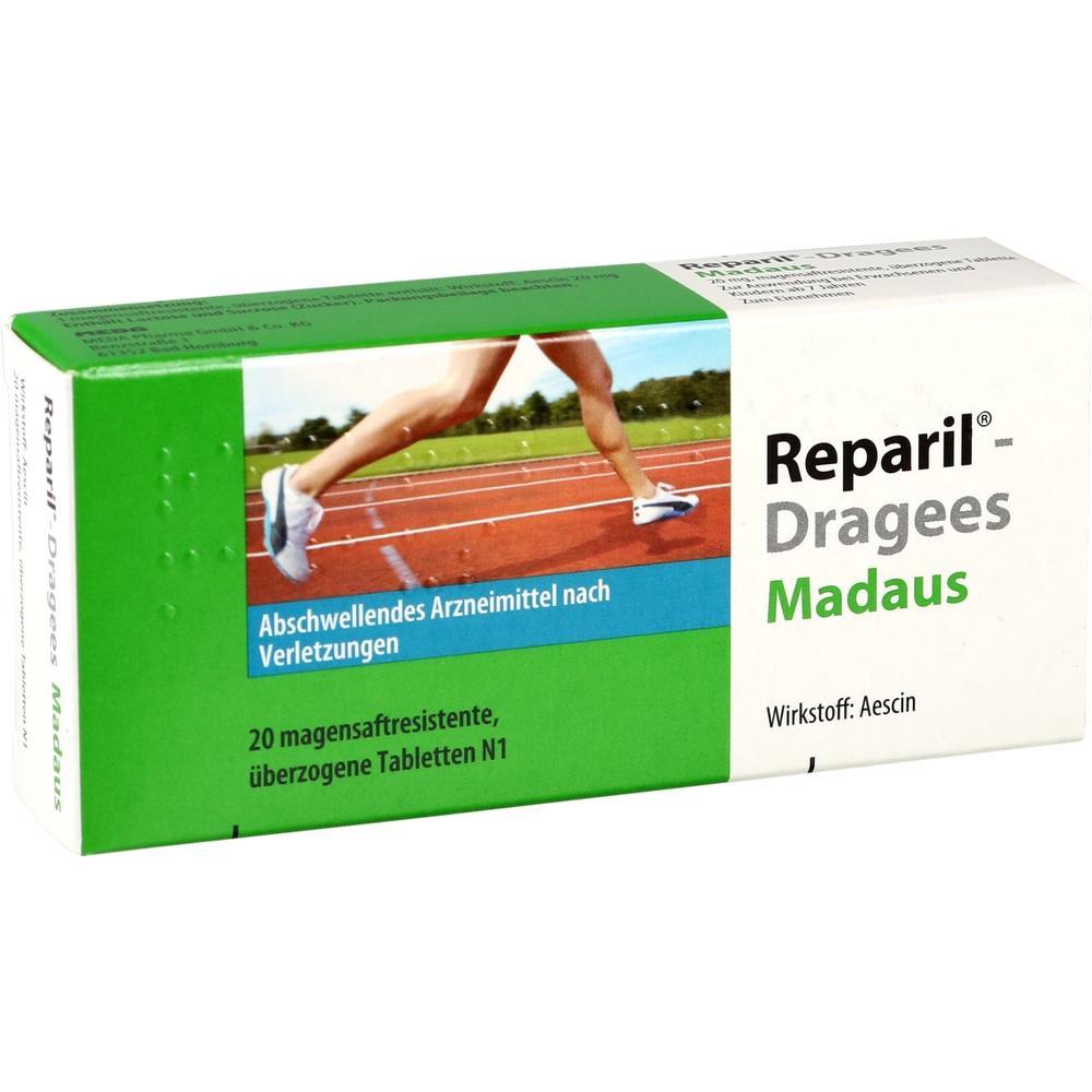 Reparil-Dragees Madaus