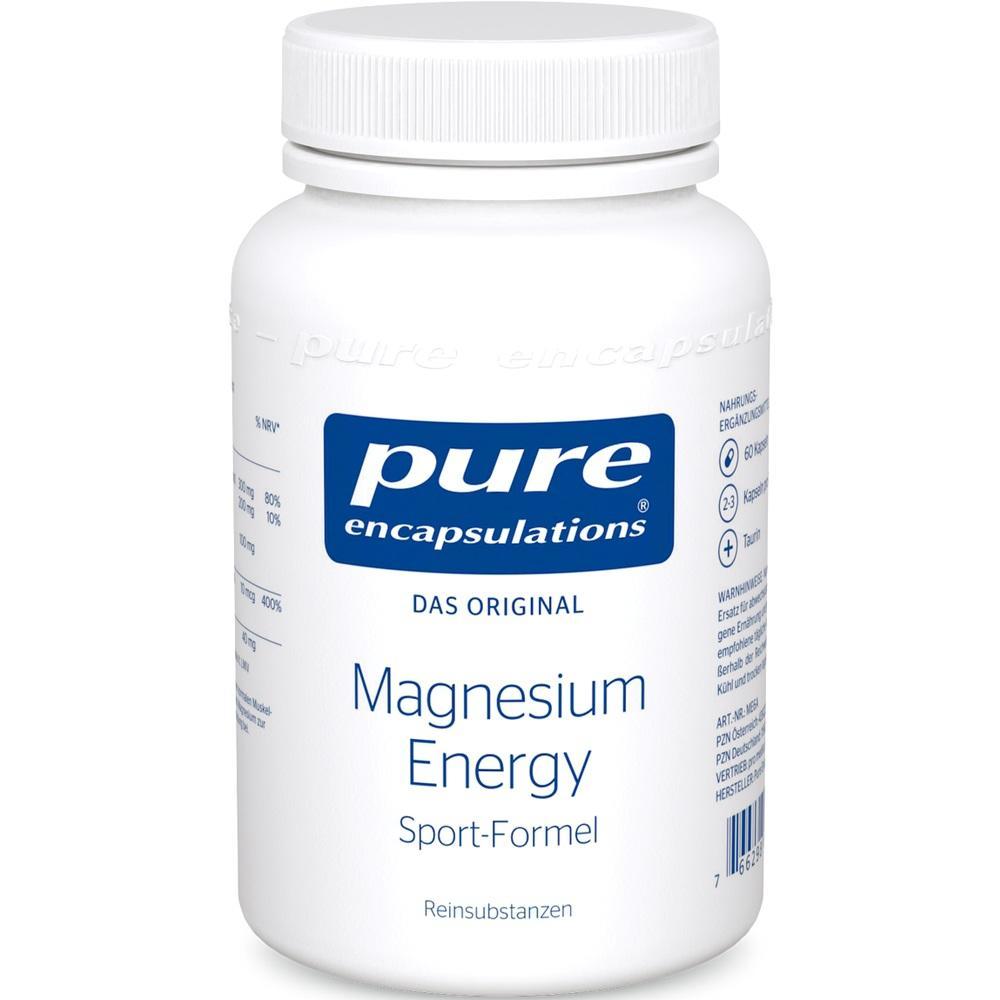 11562267, Pure Encapsulations Magnesium Energy, 60 ST