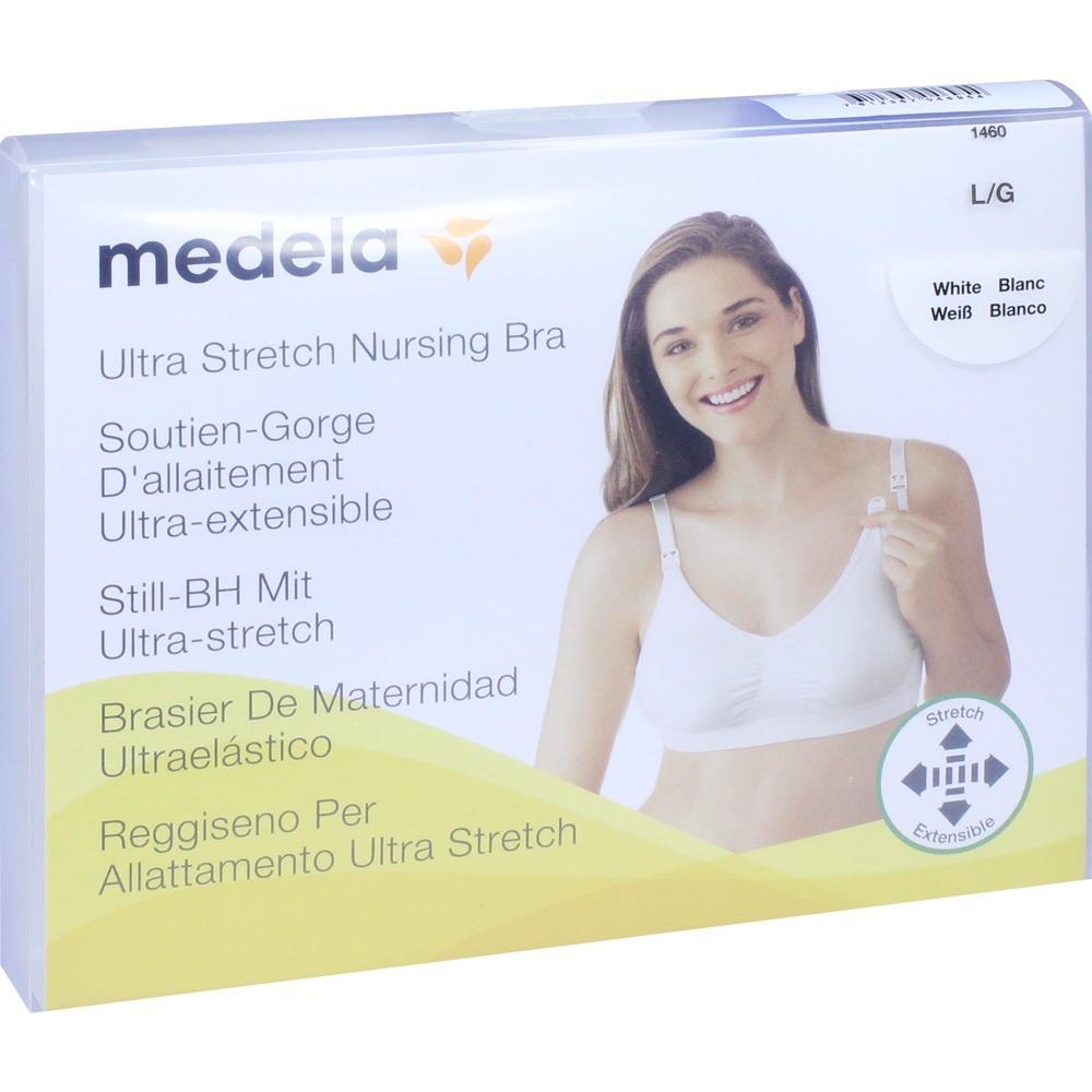 11592794, Medela Schwangerschafts- und Still BH L weiß, 1 ST