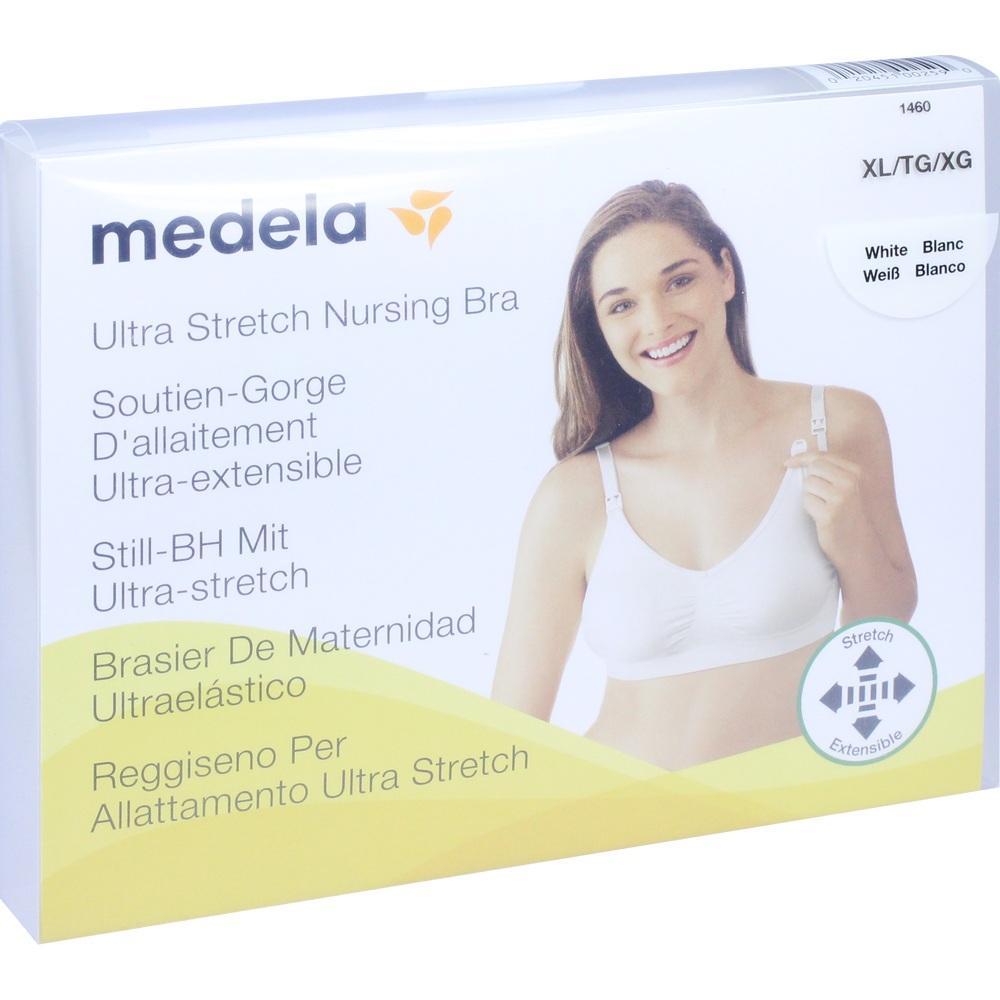 11592802, Medela Schwangerschafts- und Still BH XL weiß, 1 ST