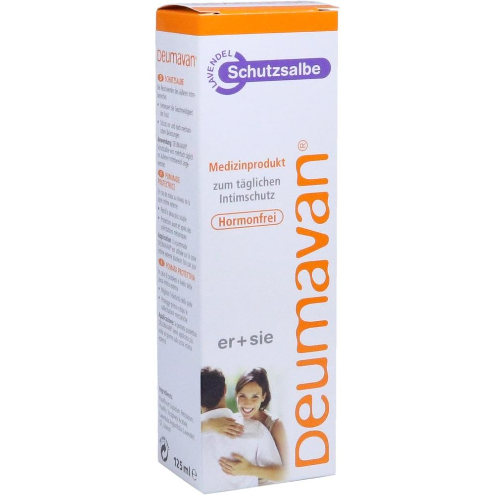 11597656, Deumavan Schutzsalbe Lavendel Medizinprodukt, 125 ML