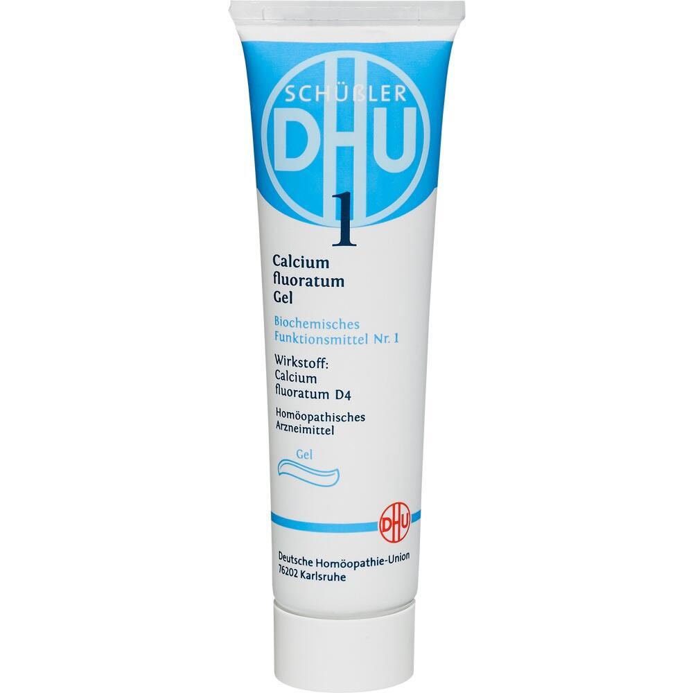 11645881, Biochemie DHU 1 Calcium Fluoratum D4 Gel, 50 G