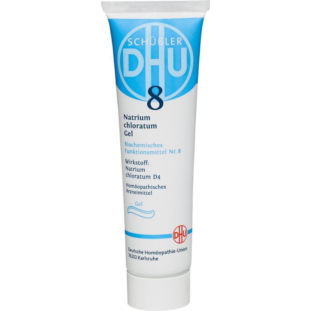 11646030, Biochemie DHU 8 Natrium Chloratum D4 Gel, 50 G