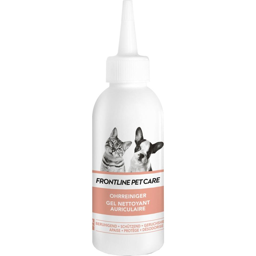11650557, FRONTLINE PET CARE Ohrreiniger, 125 ML