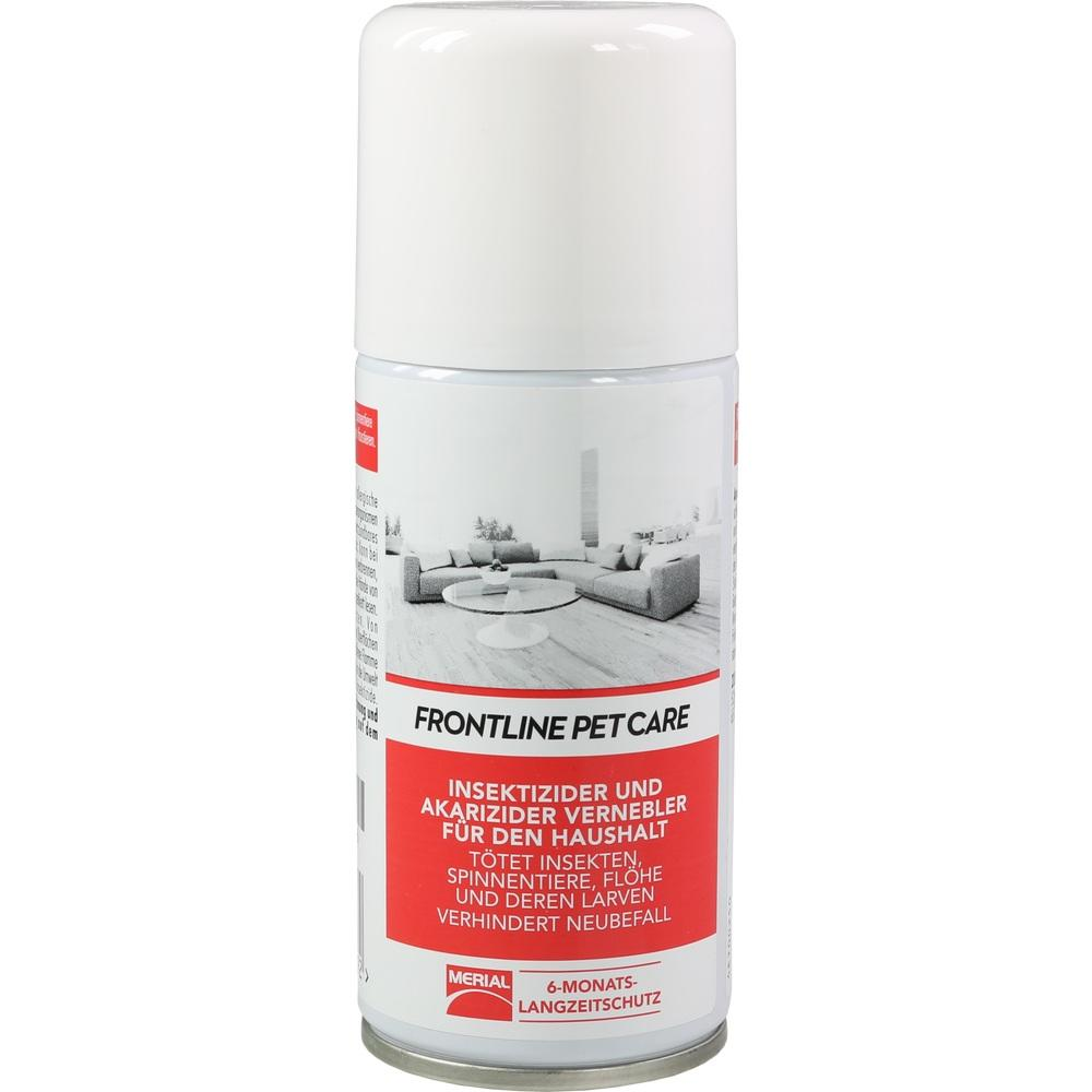 11650586, FRONTLINE PET CARE Vernebler Haushalt 150ml, 150 ML