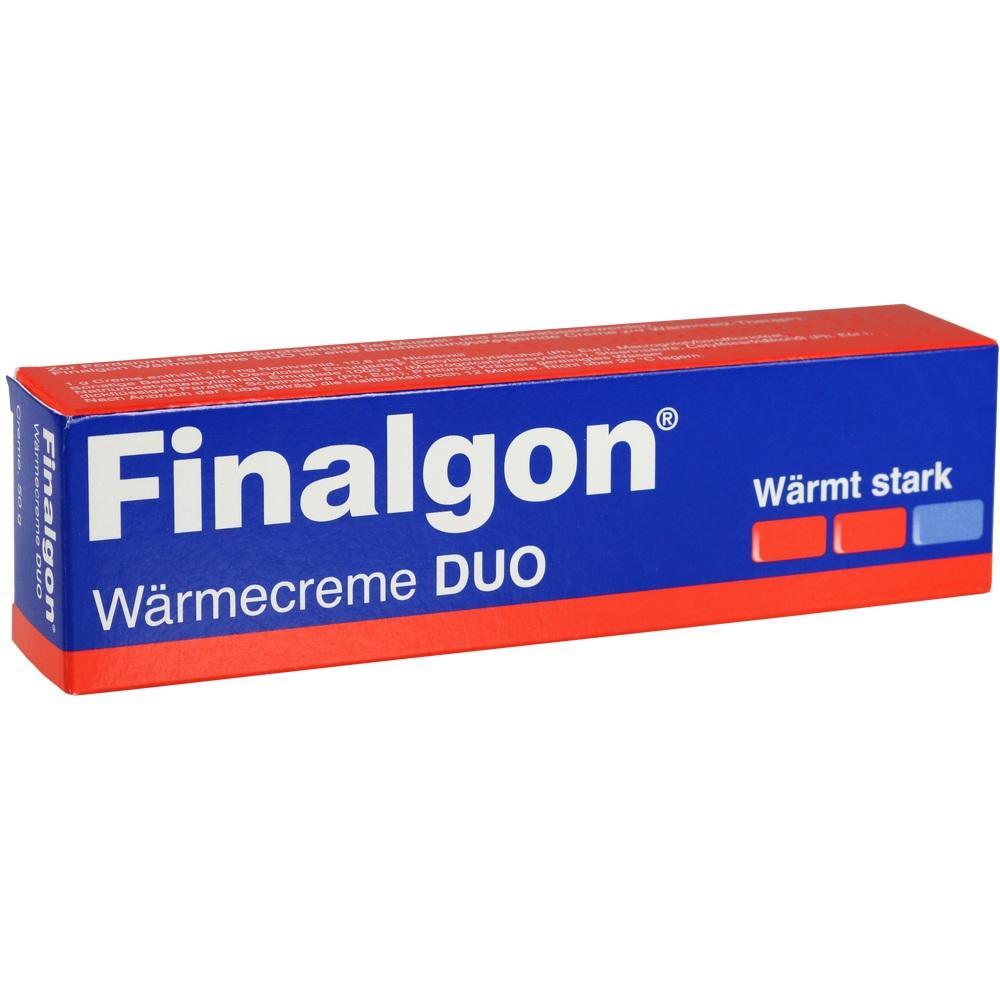 11652303, FINALGON WAERMECREME DUO, 50 G