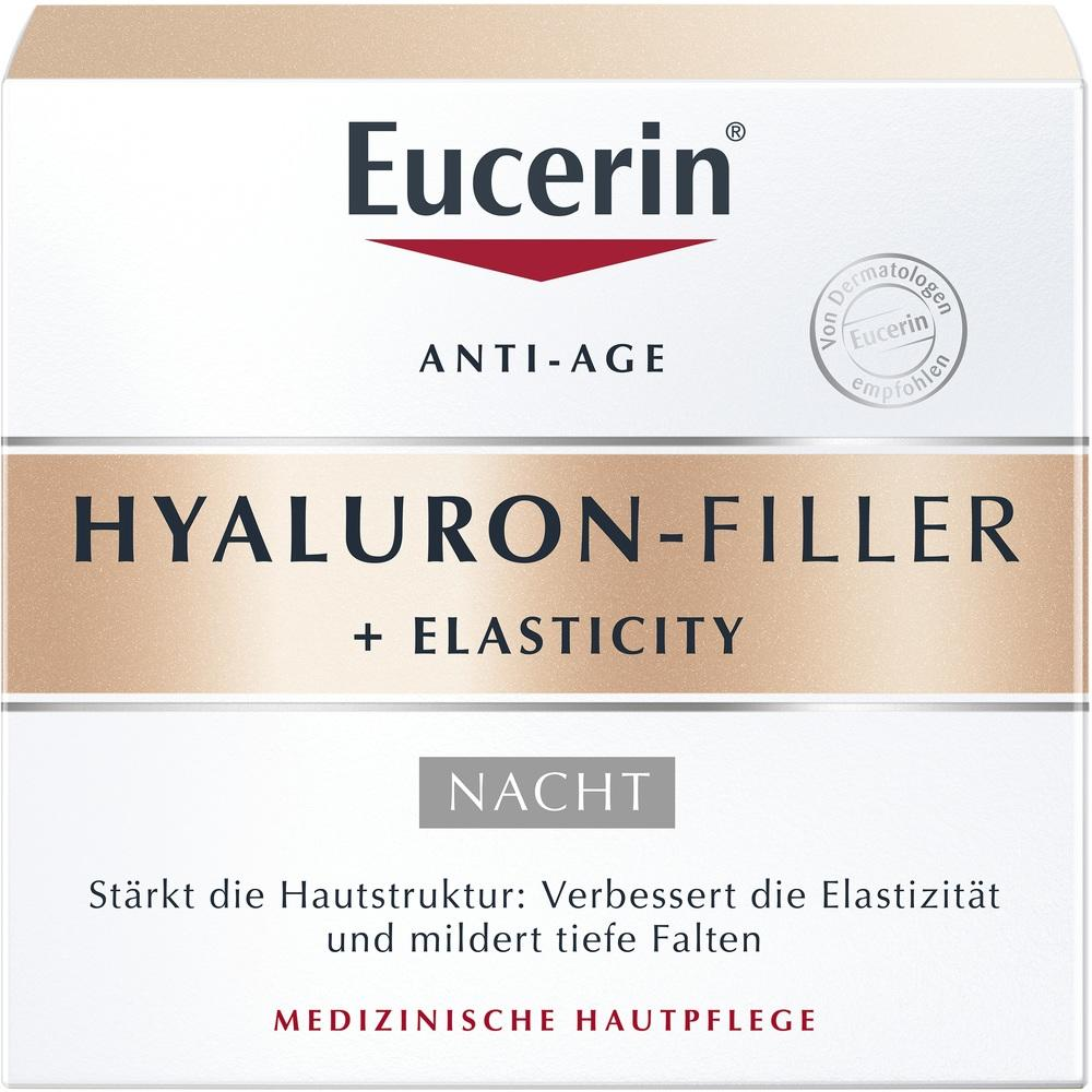 Eucerin ELASTICITY + FILLER Nachtpflege Creme