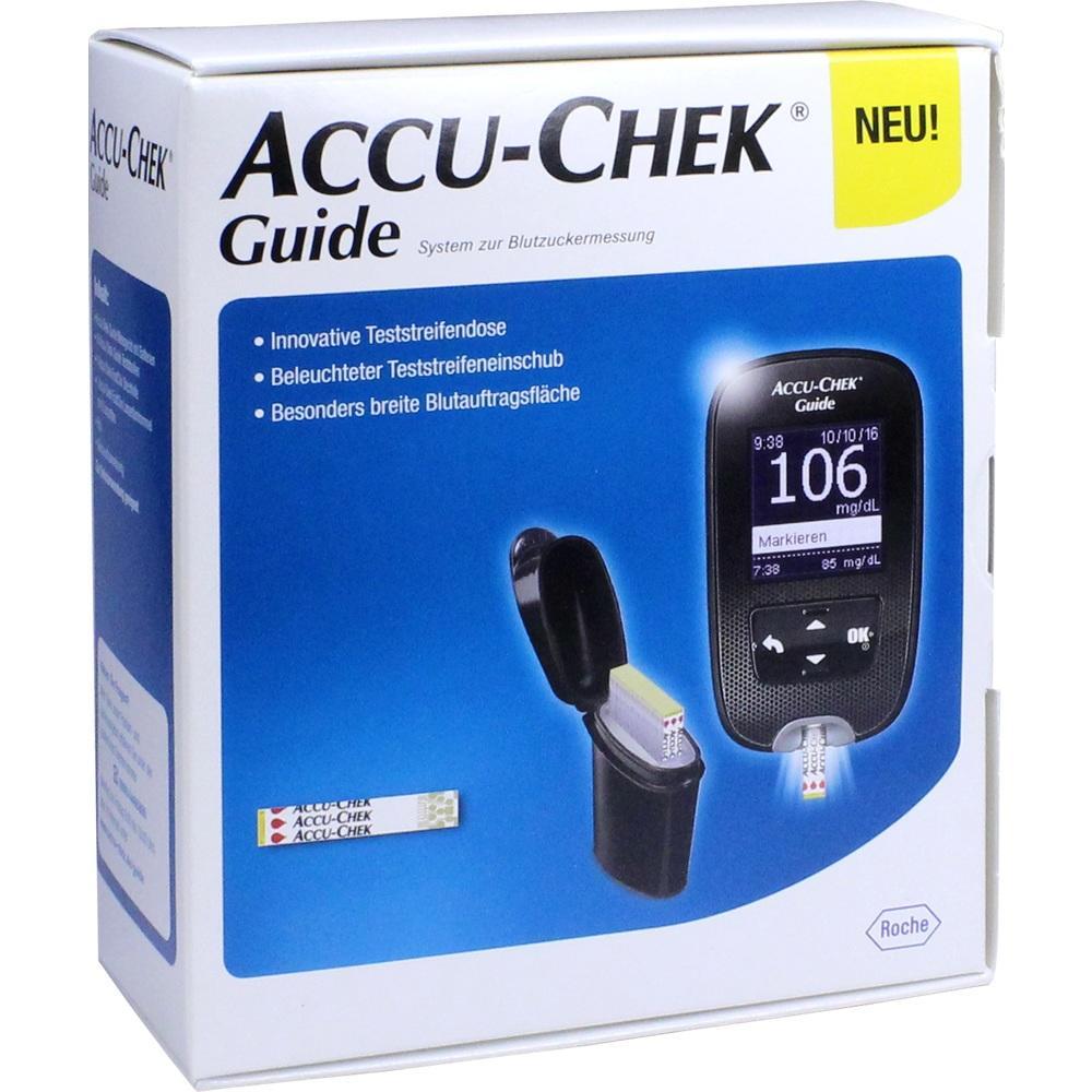 11664921, Accu-Chek Guide Set mg/dl, 1 ST