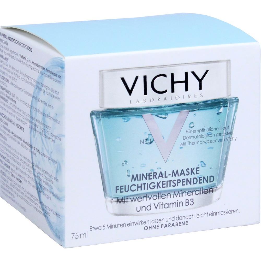 11729508, Vichy Feuchtigkeitsp. Maske, 75 ML
