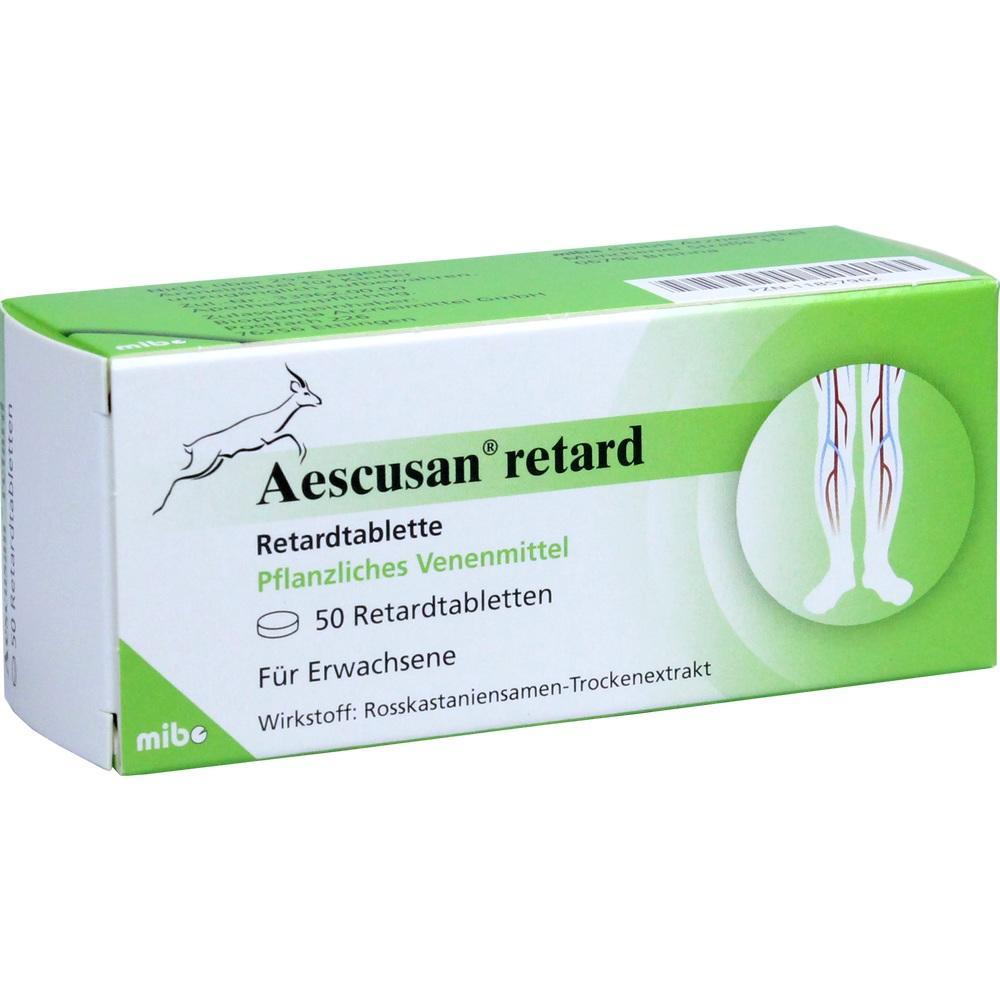 Aescusan retard