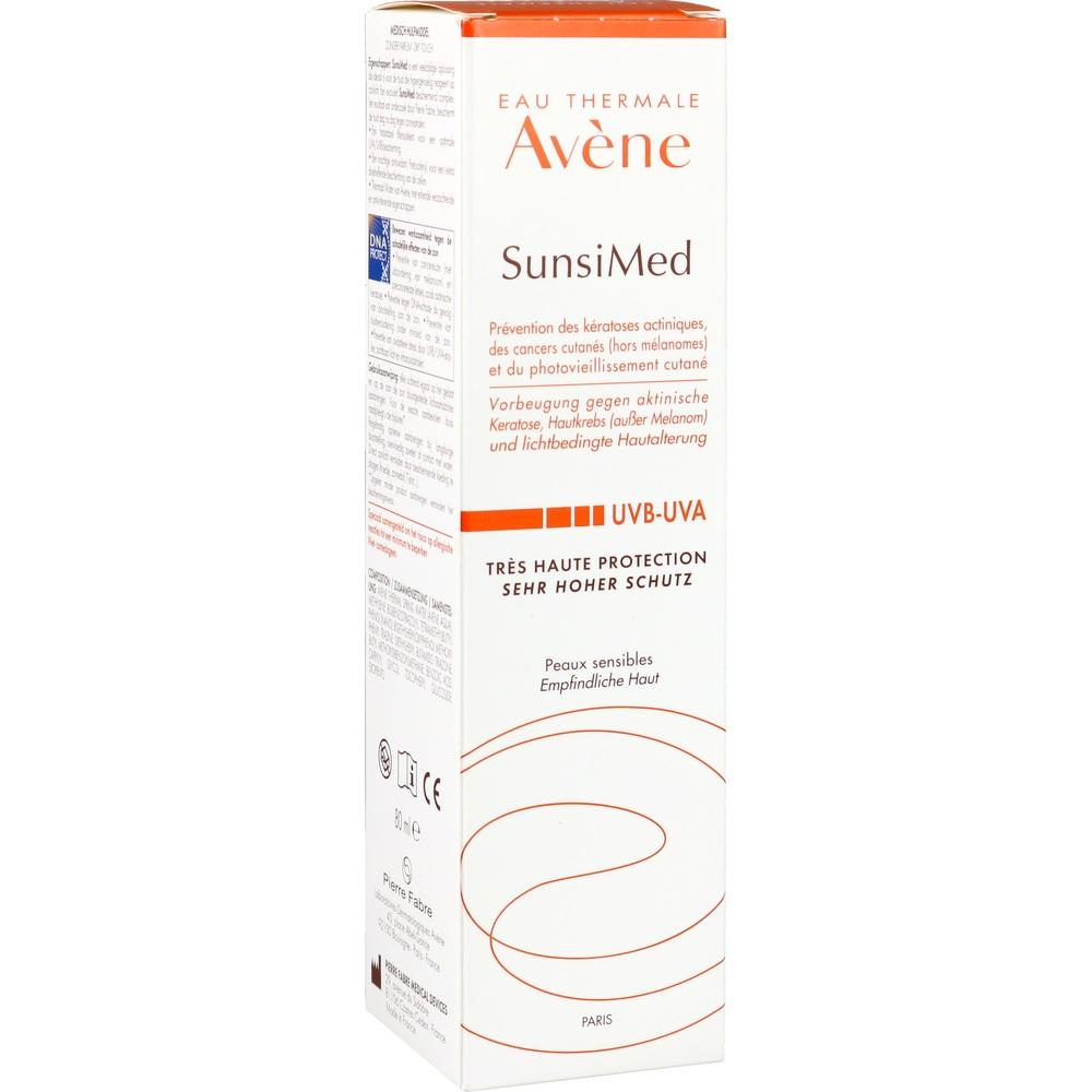11861567, AVENE SunsiMed, 80 ML