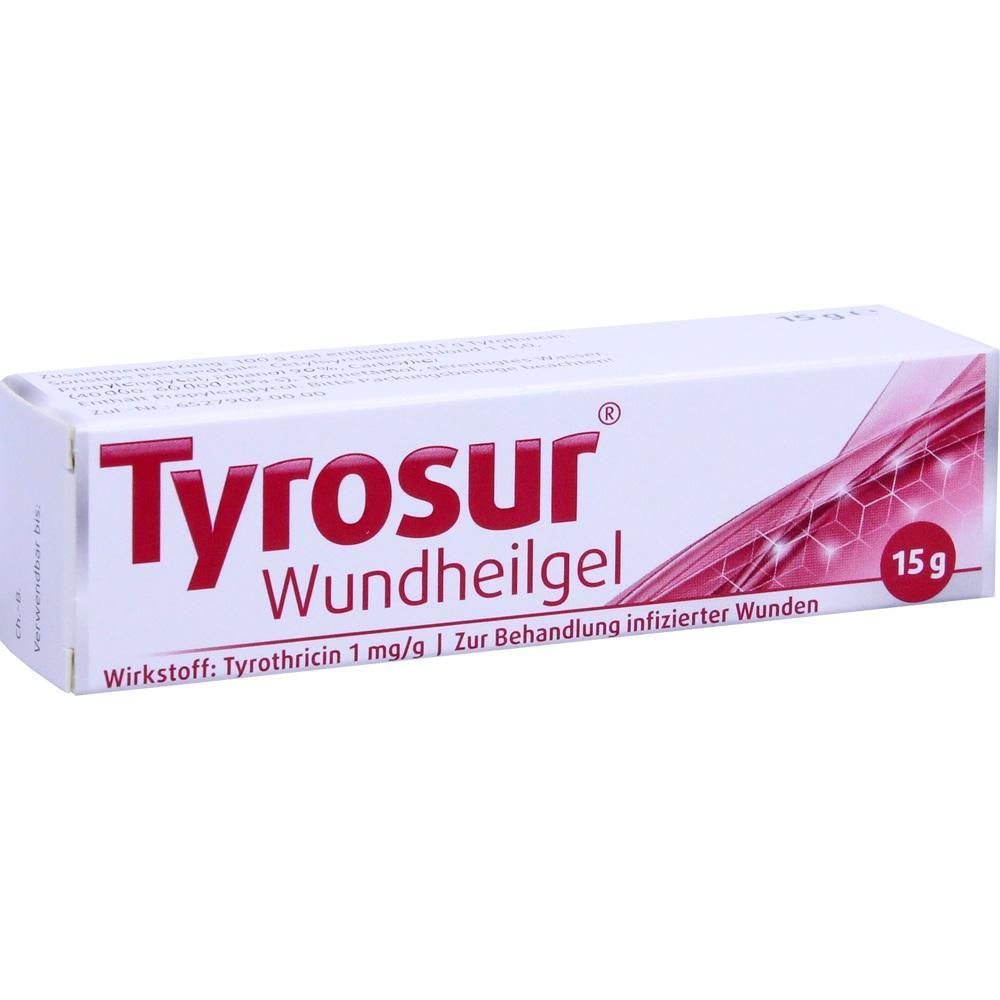 11886455, Tyrosur Wundheilgel, 15 G