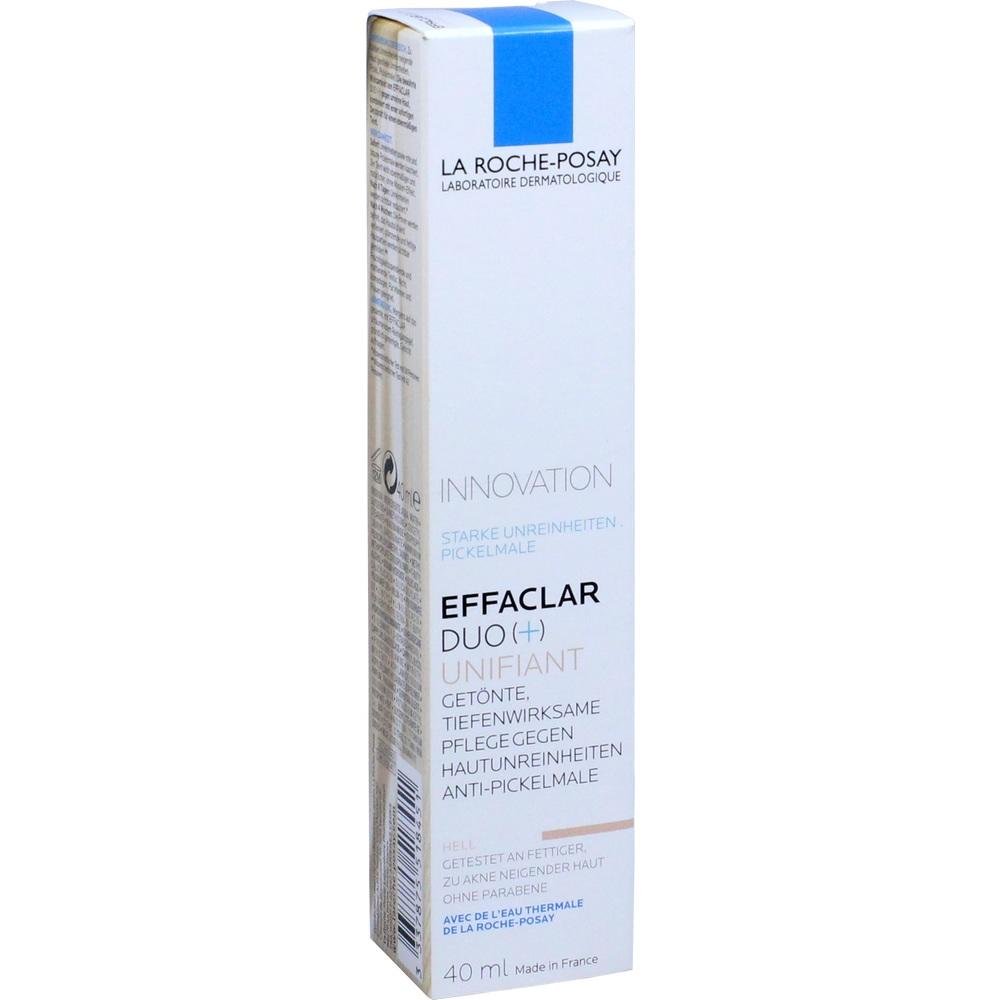 12341031, Roche-Posay Effaclar Duo+ Unifiant hell, 40 ML