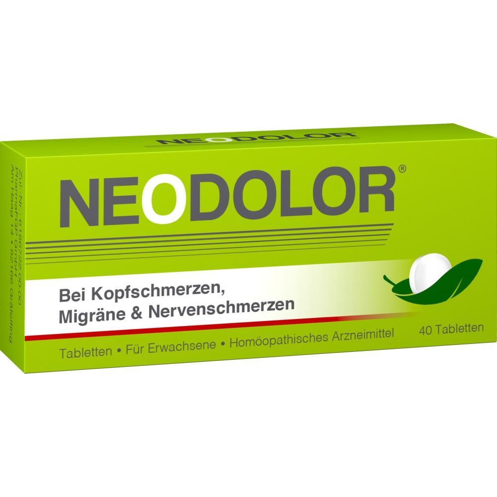 12350521, Neodolor, 40 ST