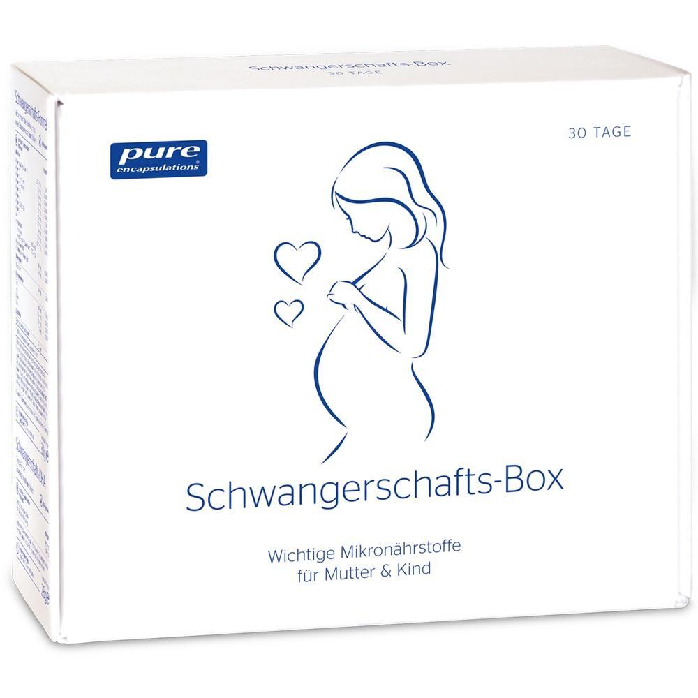12357670, PURE ENCAPSULATIONS Schwangerschafts-Box, 60 ST
