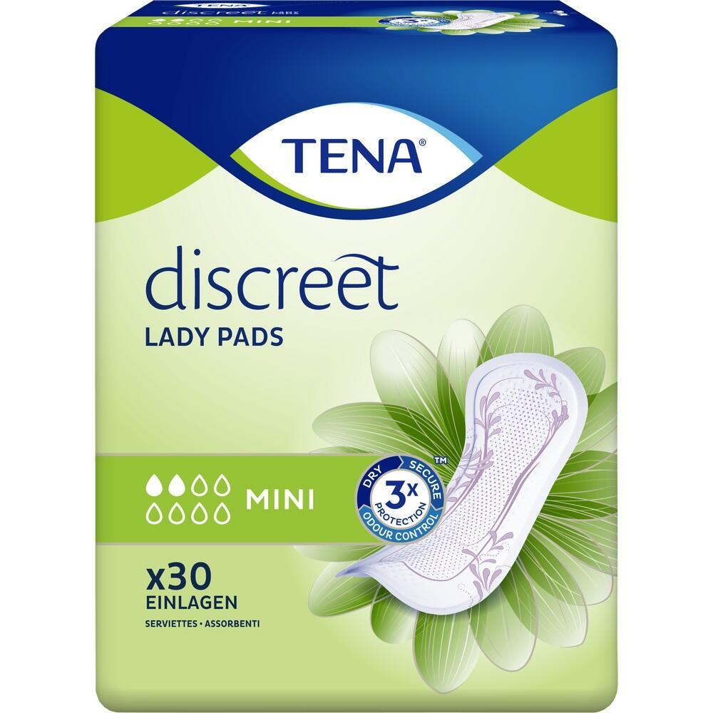 12365847, TENA Lady Discreet Mini, 30 ST