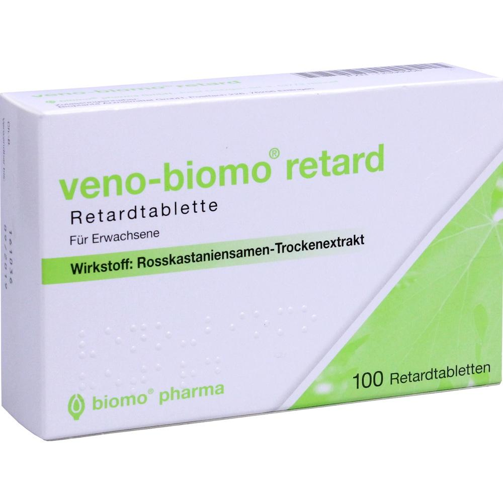 Veno-biomo retard