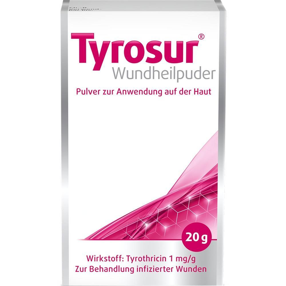 12399958, Tyrosur Wundheilpuder, 20 G