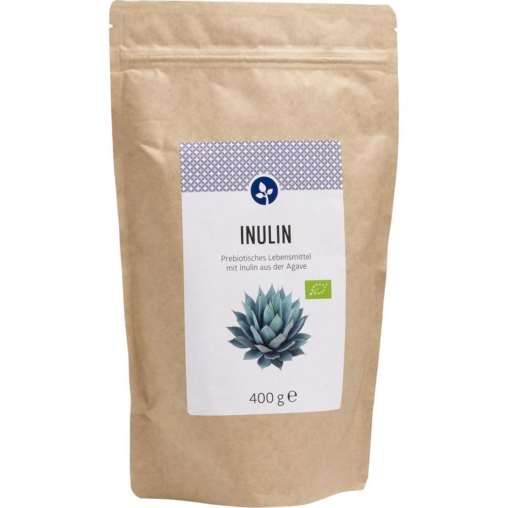 12507431, INULIN 100% Bio Pulver, 400 G