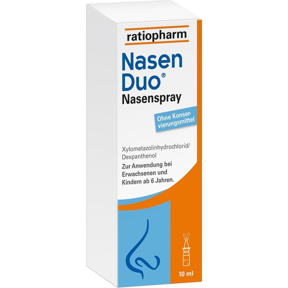 12521543, NasenDuo Nasenspray, 10 ML
