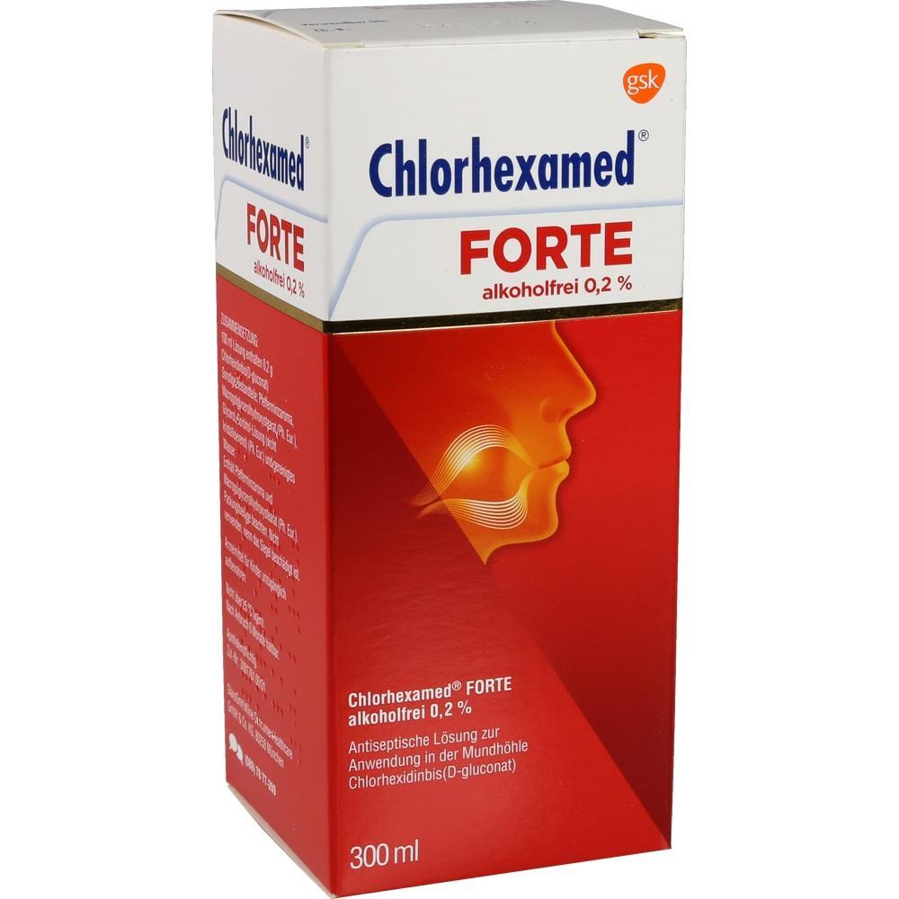 12574692, Chlorhexamed FORTE alkoholfrei 0.2%, 300 ML