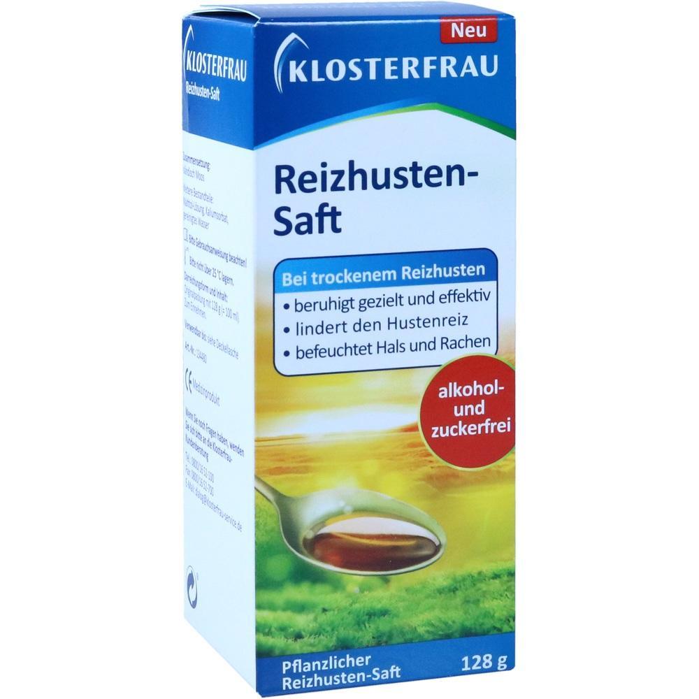 12650074, Klosterfrau Reizhusten-Saft, 128 G