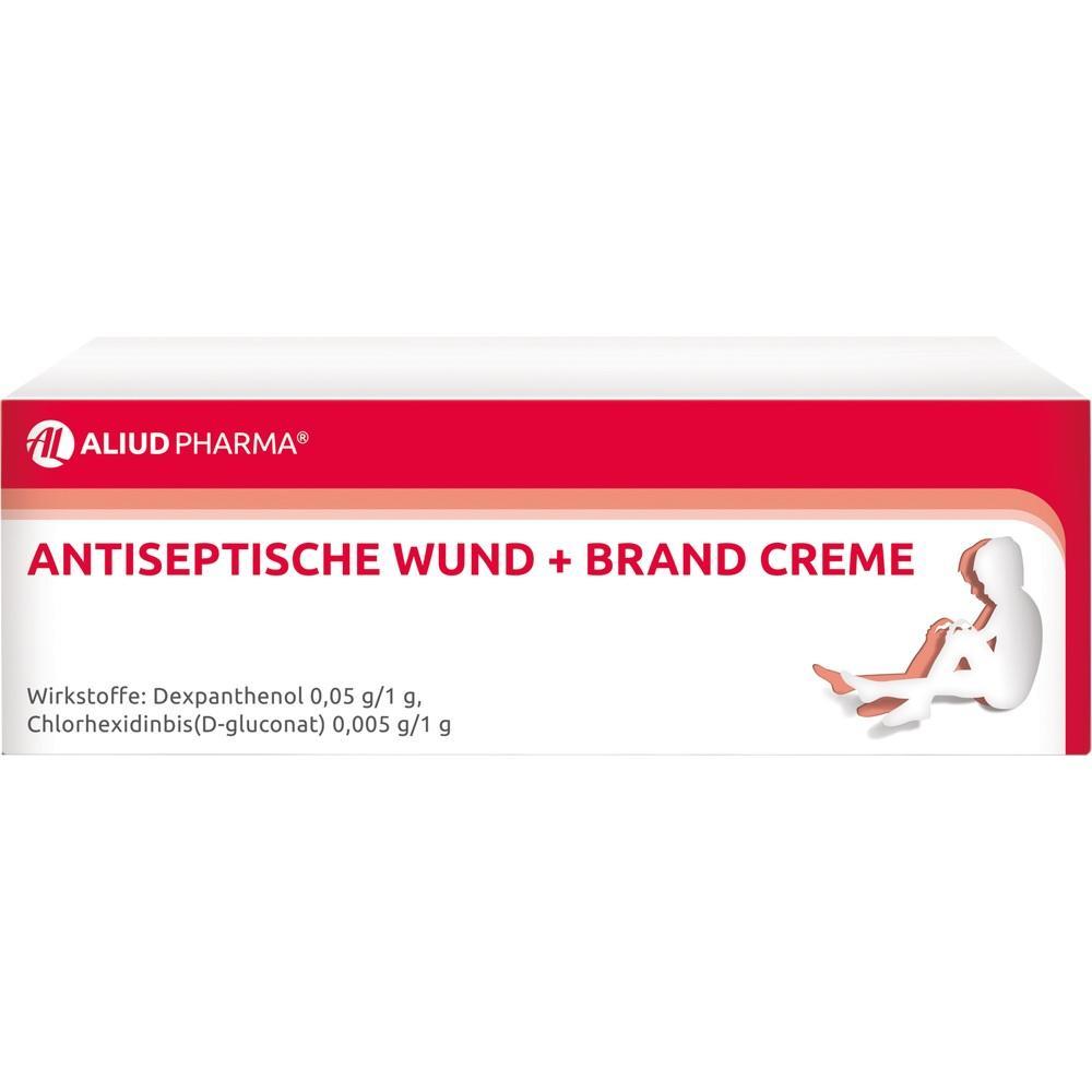 12732317, Antiseptische Wund + Brand Creme, 30 G