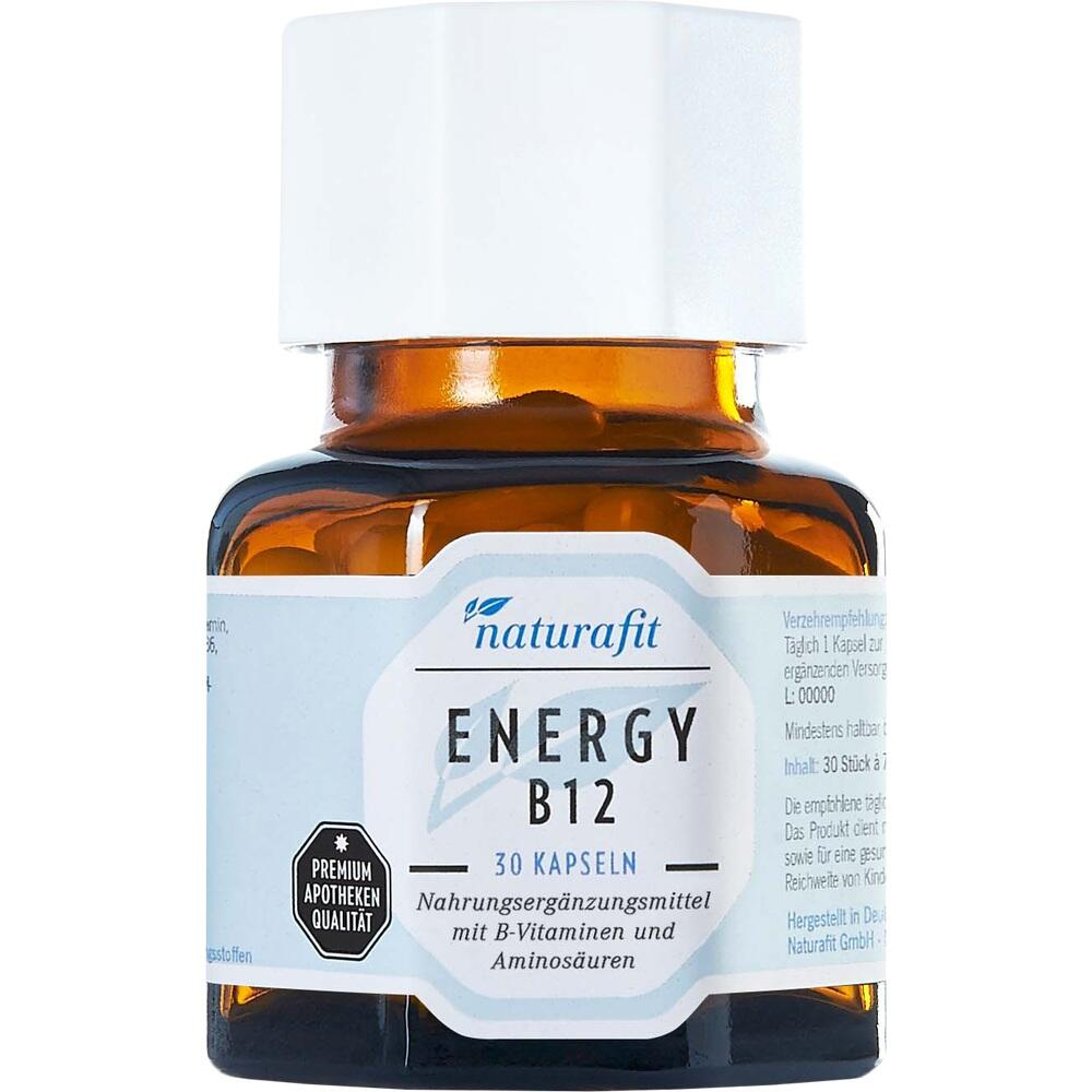 NATURAFIT ENERGY B12