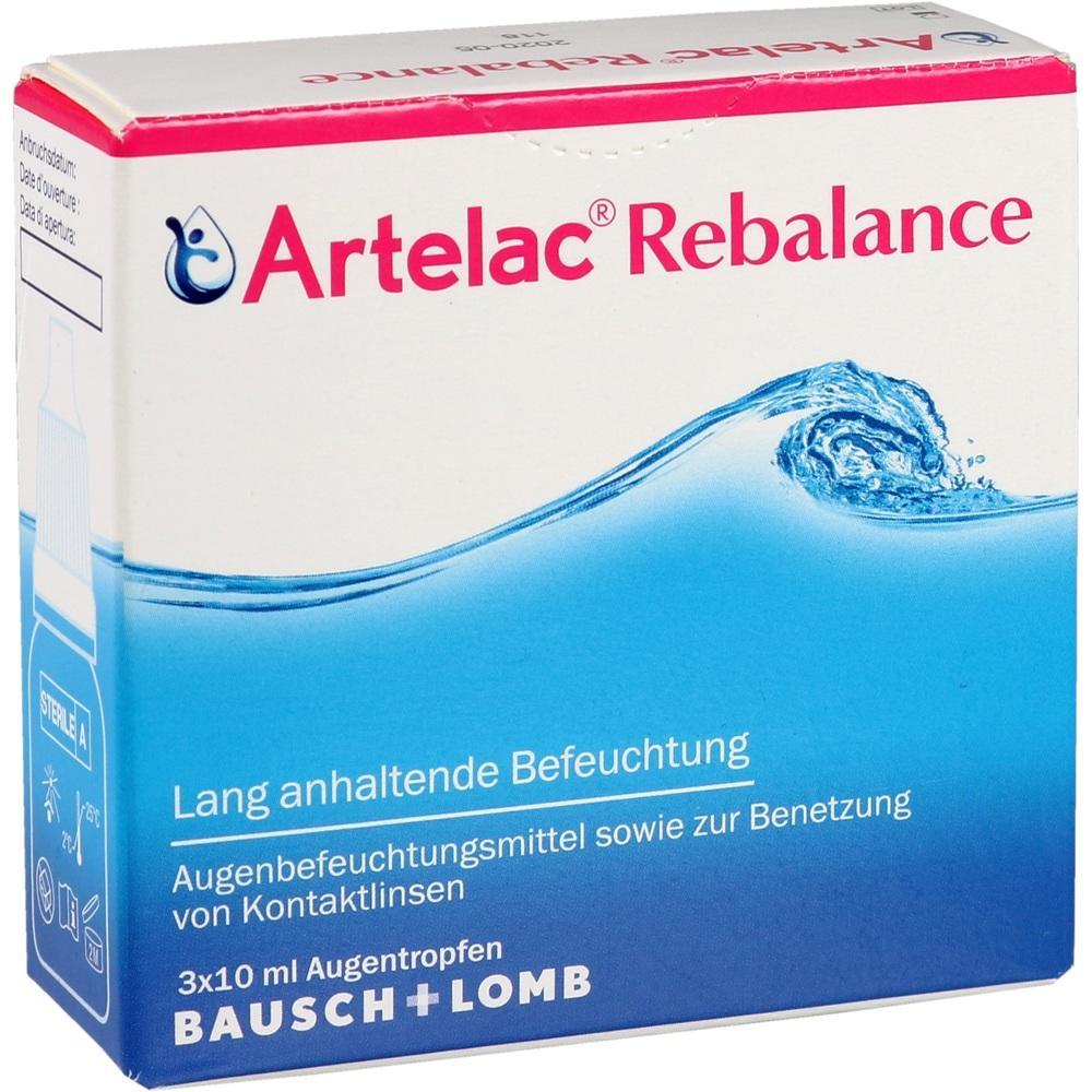 13504162, Artelac Rebalance, 3X10 ML