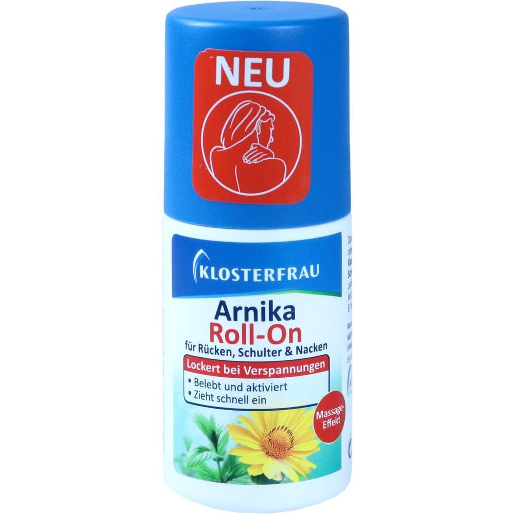 13577250, Klosterfrau Arnika Roll-On Rücken Schulter Nacken, 50 ML