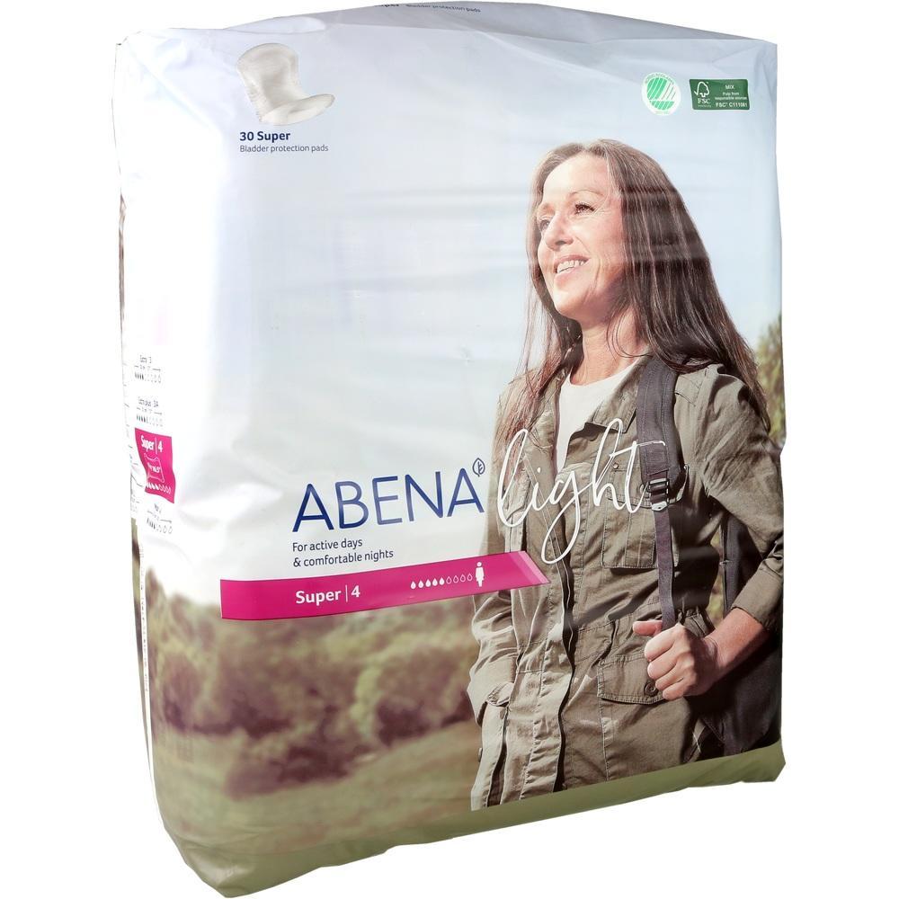 ABENA Light Einlagen super 4