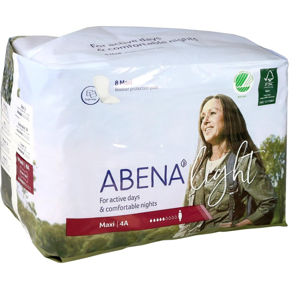 ABENA Light Einlagen maxi 4A