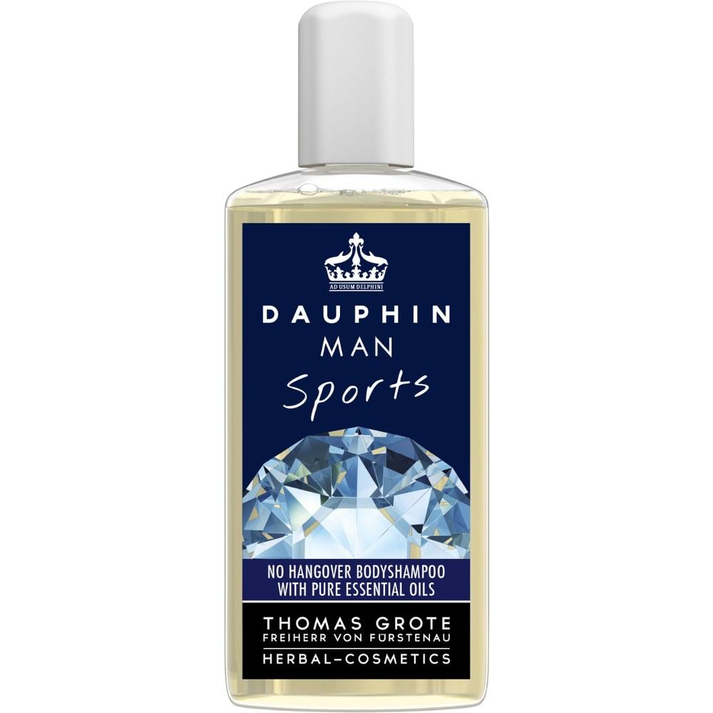 DAUPHIN MAN Sports Hair & Body Shampoo