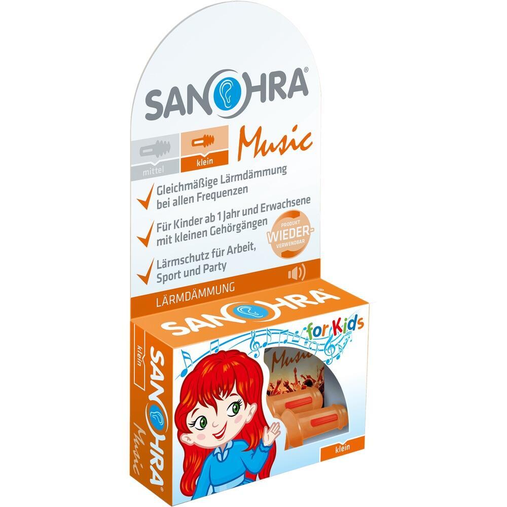 SANOHRA music Lärmschutz f.Kinder