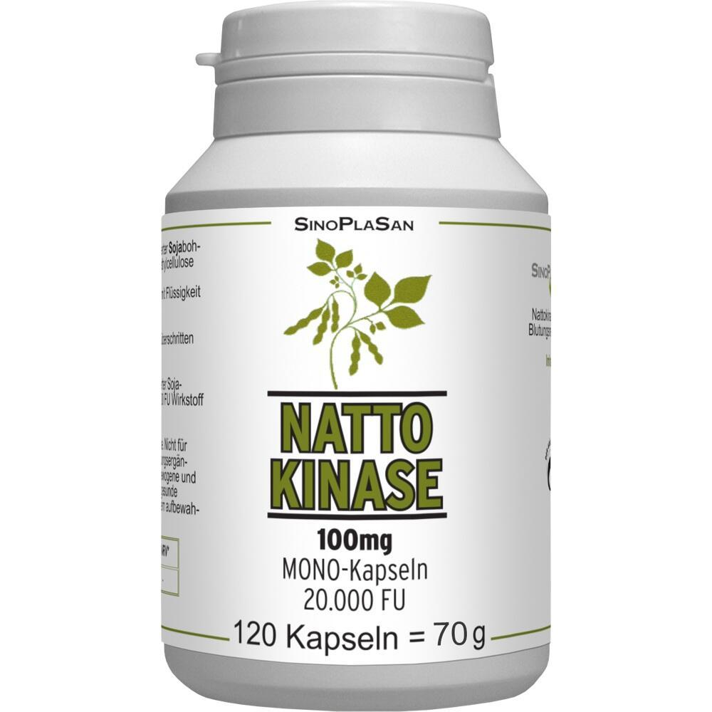 Natto Kinase 100mg