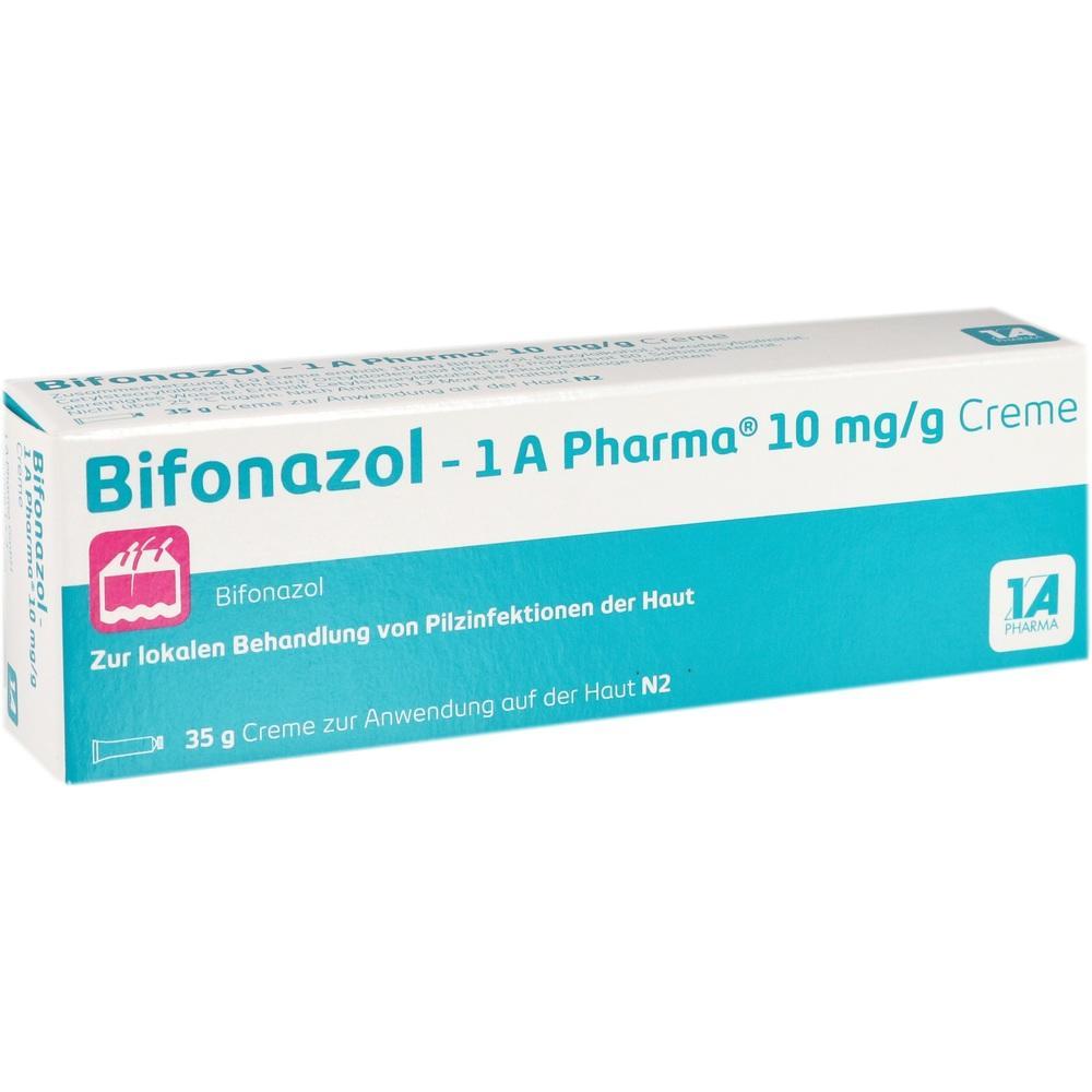 14170639, Bifonazol - 1 A Pharma 10 mg/g Creme, 35 G