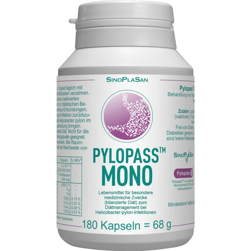 PYLOPASS MONO 200 HELICOBA