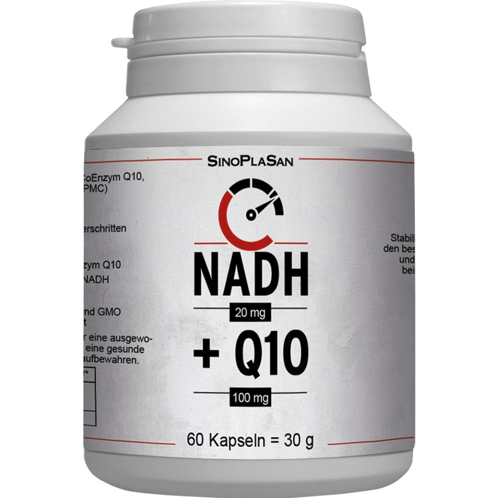 14291917, NADH 20 mg + Q10 100 mg, 60 ST