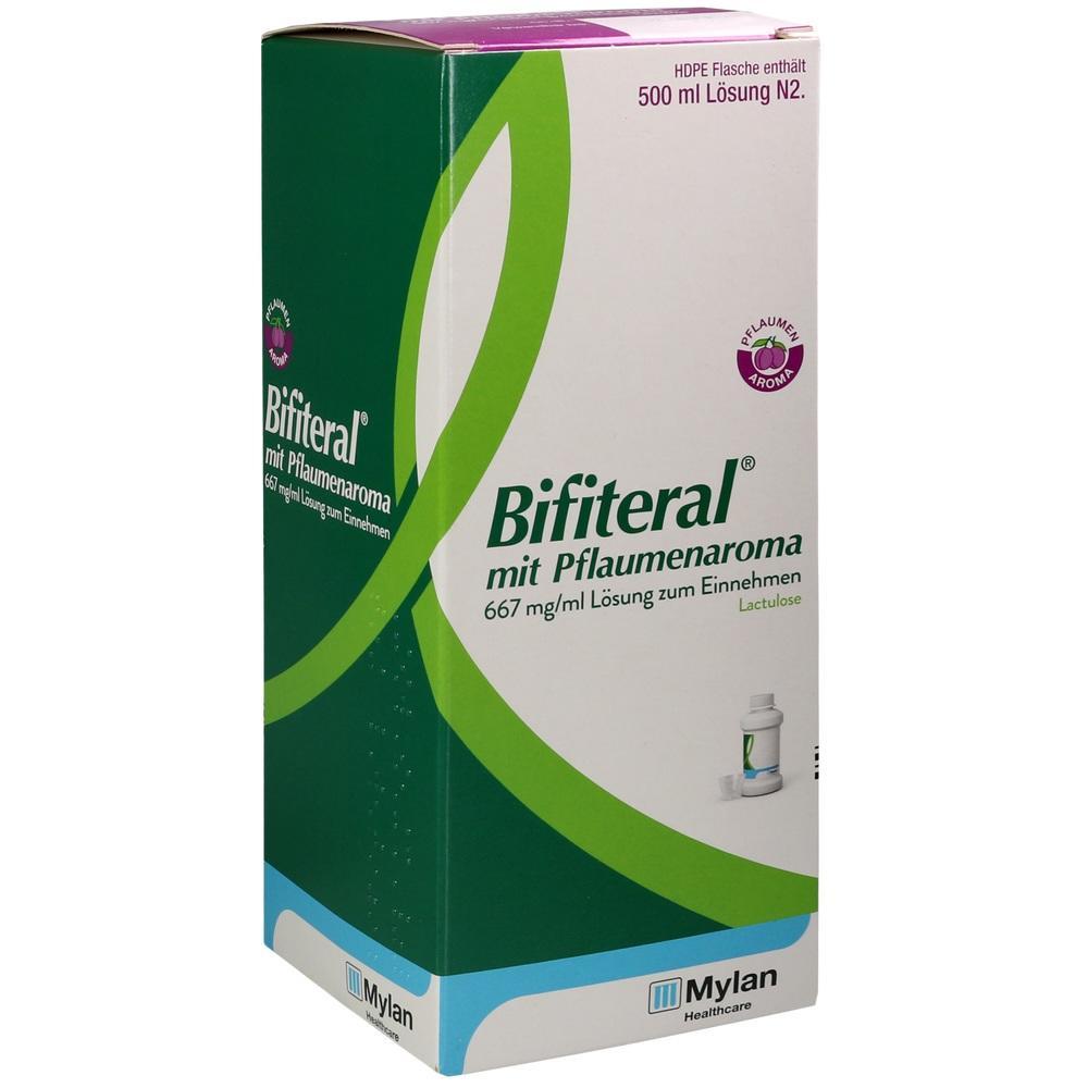 Bifiteral mit Pflaumenaroma 667 mg/ml Lösung zum Einnehmen
