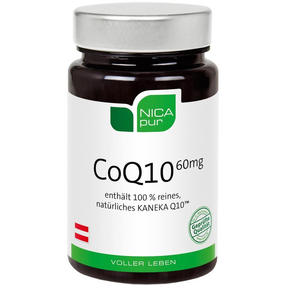 NICAPUR COQ10 60MG KPS