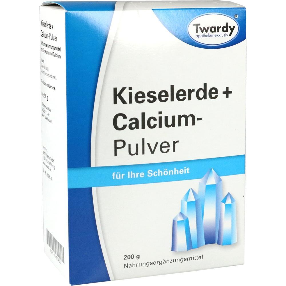 14401458, Kieselerde + Calcium-Pulver, 200 G