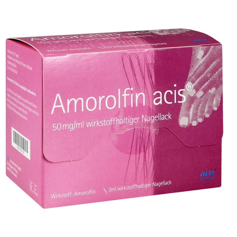 AMOROLFIN ACIS 50MG/ML NAW