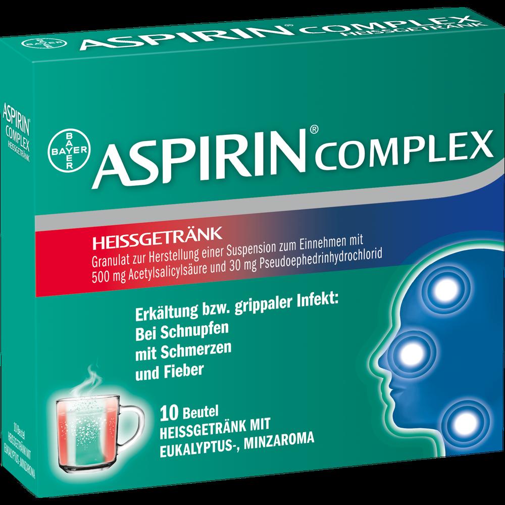 aspirin complex granule