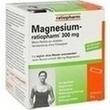 Magnesium Ratiopharm 300 Mg Micro Pell.m.gran. PZN: 00066654