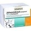 Johanniskraut Ratiopharm 425 Mg Hartkaps. PZN: 00183555