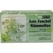Anis Fenchel Kümmel Tee Afekü Bio Salus Filterbtl. PZN: 00249343