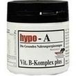 Hypo A Vitamin B Komplex Plus Kapseln PZN: 00267163