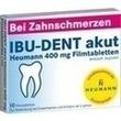 Ibu Dent Akut Heumann 400 Mg Filmtabletten PZN: 00364274