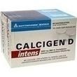Calcigen D Intens 1000 Mg/880 I.e. Kautabletten PZN: 00417125