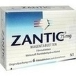 Zantic 75 Mg Magentabletten PZN: 00492701